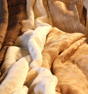 Handwoven Curtain and Drapery Fabrics
