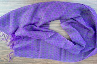 S-426olivepurplescarf